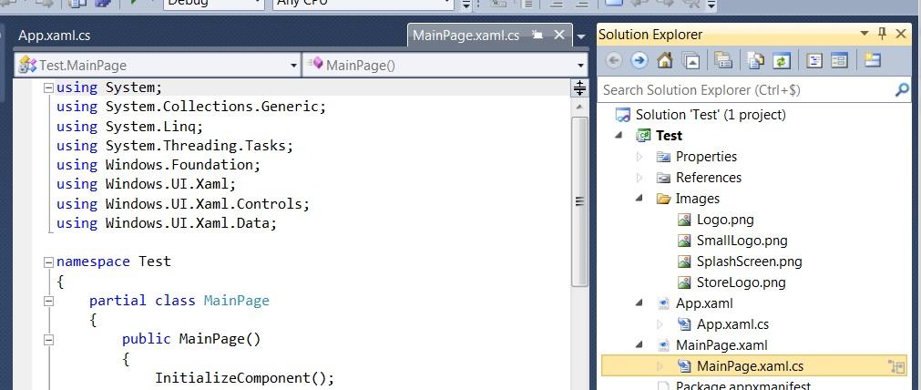 File preview in Visual Studio 11